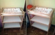 Se vende: mueble cambiador