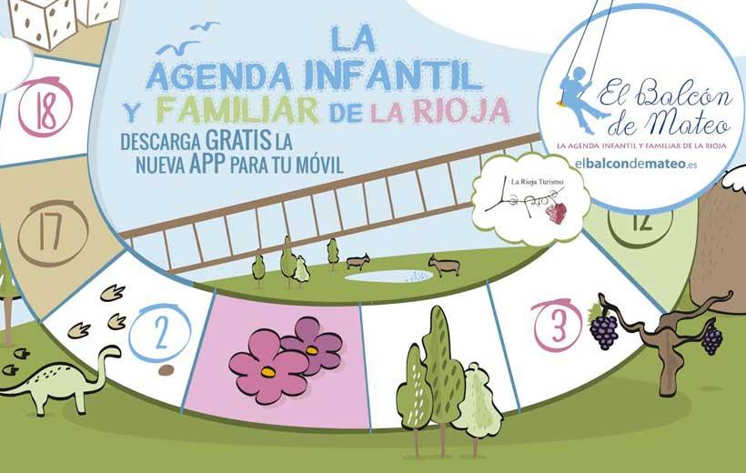La App imprescindible para las familias de La Rioja