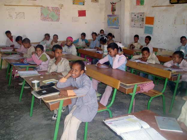 Sahara-escuela