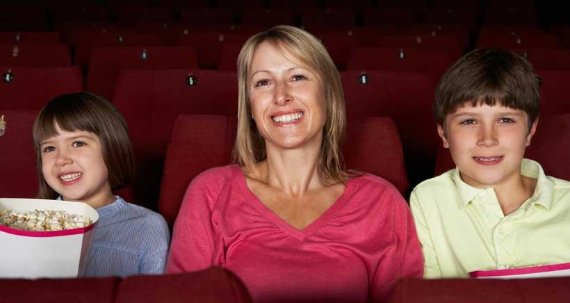 Averigua qué cine es más barato