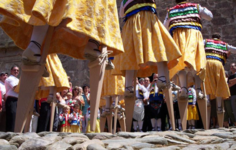 Anguiano danza en sus Fiestas de Gracias este fin de semana