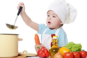 nino-cocinando