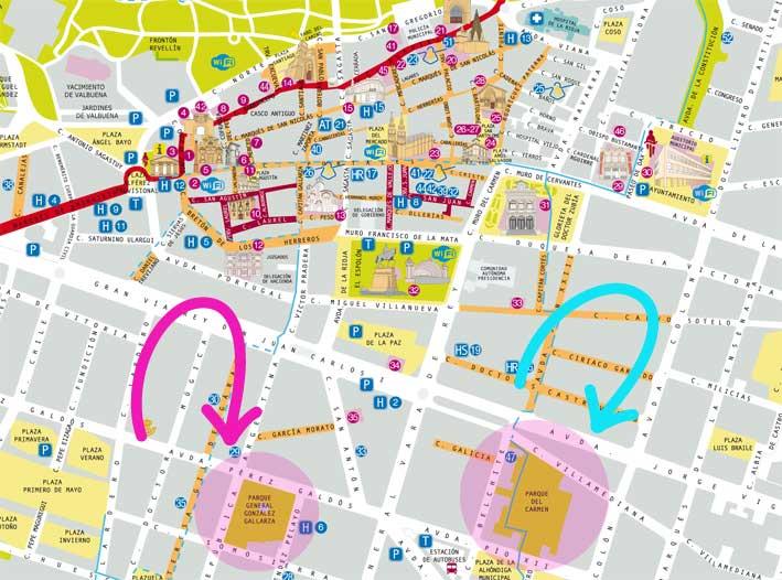 plano-parques-Logroño