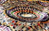 600 obras decorarán Pradillo este sábado en la VI Fiesta de las almazuelas colgadas