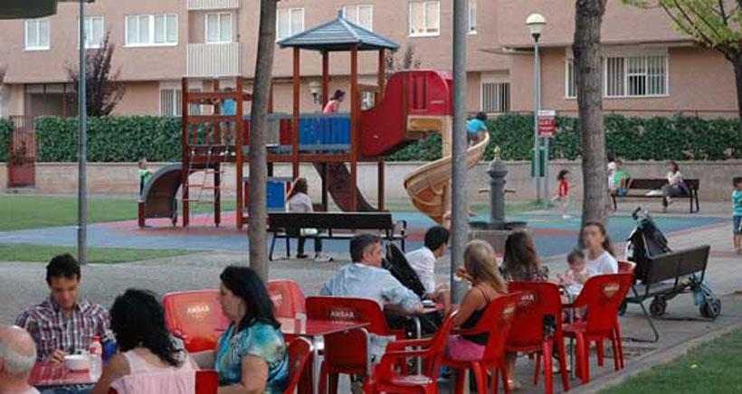 Parque-calle-Donostia