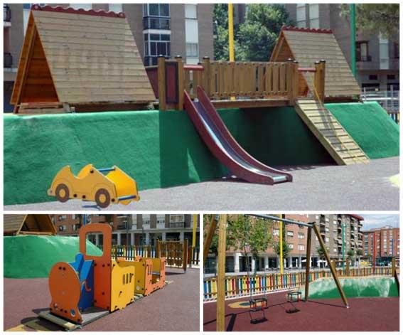 Plaza-1-de-mayo-niños-pequeños