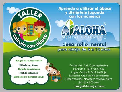 Taller-Aloha