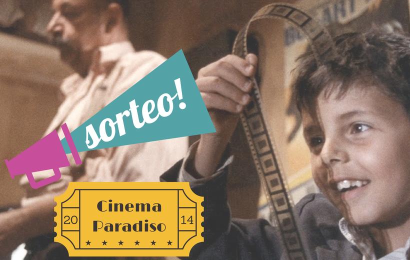 Entradas gratis para Cinema Paradiso