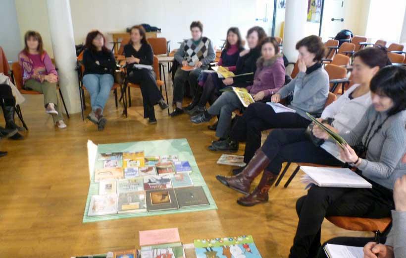 Club de lectura con La Casa de Tomasa