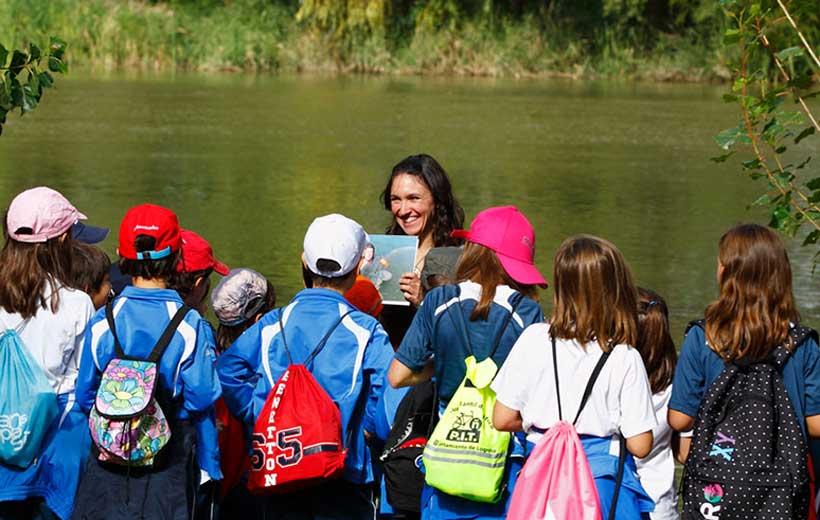 Educación ambiental para escolares de Infantil y Primaria