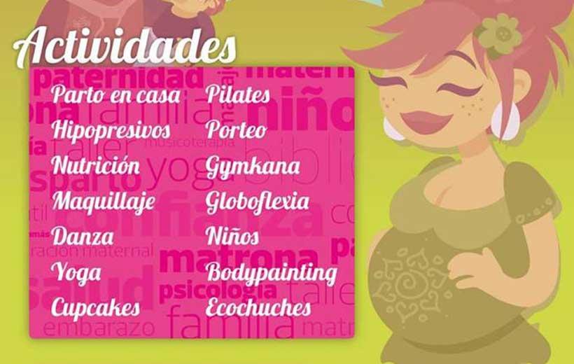 Festival de la Maternidad en Logroño