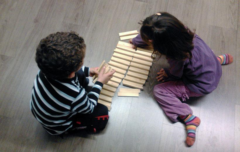 Curso de desarrollo Infantil con Joao Dos Santos