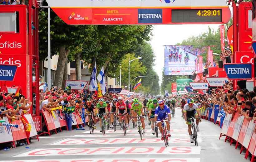 ¿Por dónde pasará la Vuelta Ciclista?