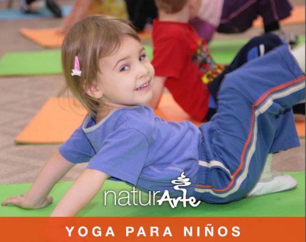 yoga-ninos-Naturarte-Logrono