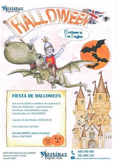 Mortimer Halloween