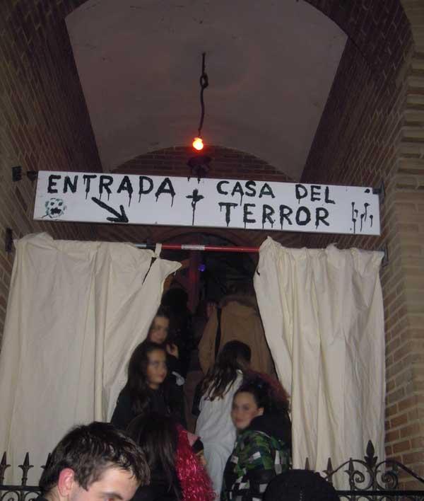 Casa-terror villamediana