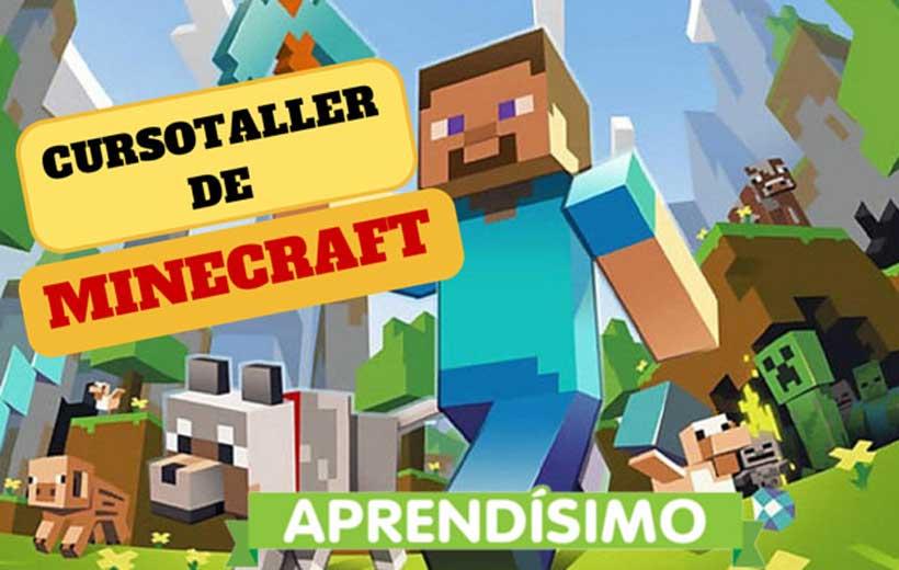 Curso taller de Minecraft