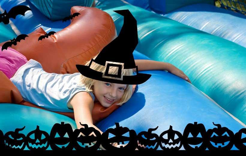 Fiesta infantil de disfraces Halloween
