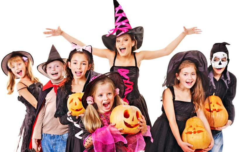Prepara un Halloween terrorífico con Unik