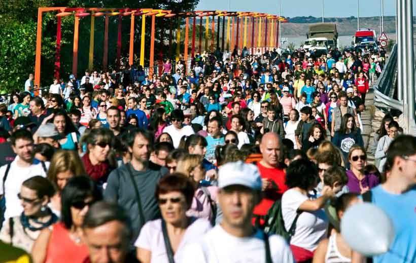 La Marcha Aspace celebrará su 30º aniversario