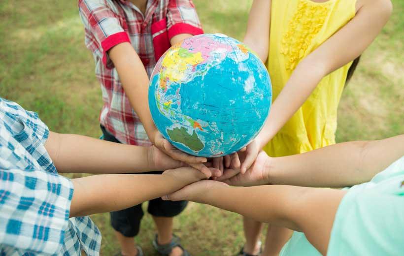 Ludoteca medioambiental para niños de 3 a 12 años