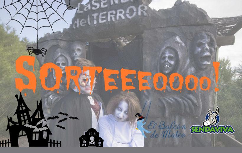 Sorteamos entradas para Halloween en Sendaviva