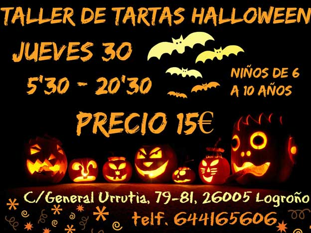 Taller-de-tartas-Halloween