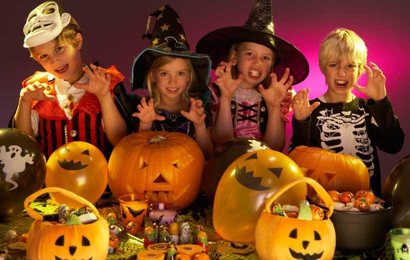 Talleres y cuentacuentos gratuitos en Halloween
