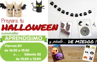 Taller de decoración de Halloween