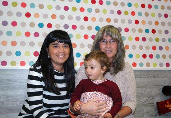 Ana y sus mamas