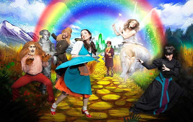 El musical El Mago de Oz, en Riojaforum