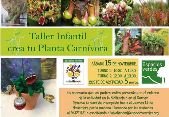 Taller-planta-carnivora
