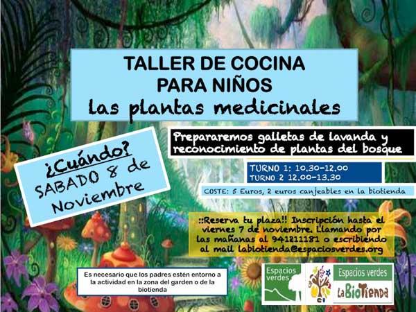 Taller-plantas-medicinales-Biotienda