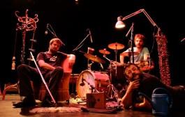 Tubos del mundo, espectáculo musical en Teatrea
