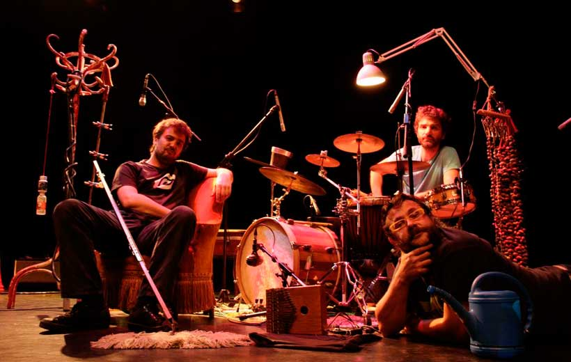 """Concierto con """"instrumentos insólitos"""" en el festival Hola Verano"""