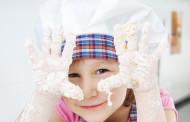 Taller infantil de repostería ecológica en Kiwi Lugar de Ocio