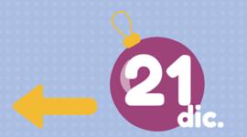 Programacion navidad 21 diciembre
