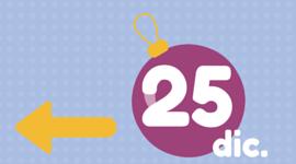 Programacion Navidad jueves 25 diciembre