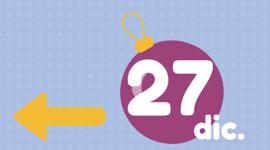 Programacion Navidad sabado, 27 diciembre