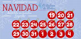 Aquí tienes el programa familiar de Navidad