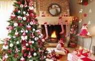 Ideas muy bonitas para decorar el árbol de Navidad