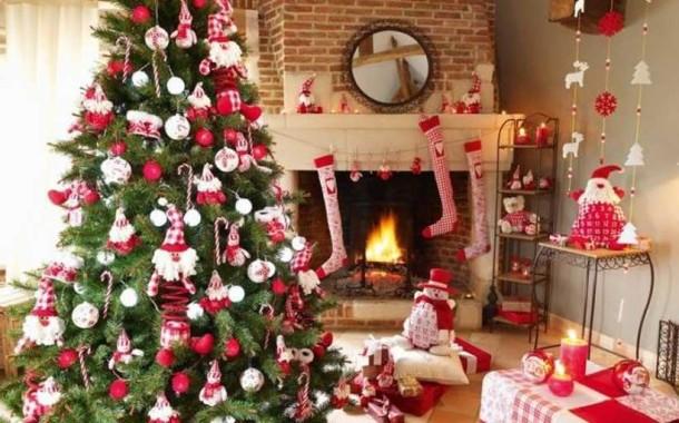 Arbol De Navidad Decorado Con Gominolas El Balcon De Mateo