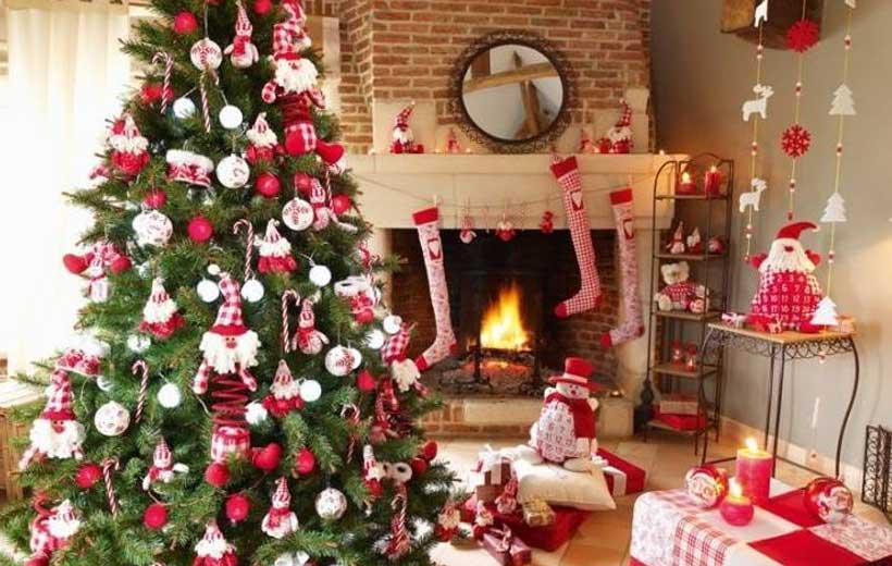 Ideas Para Decorar El Arbol De Navidad - Arboles-de-naidad