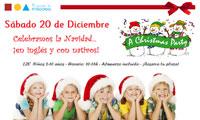 Fiesta navideña en inglés