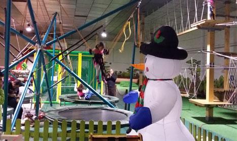 Fiesta de Navidad en Urban Park