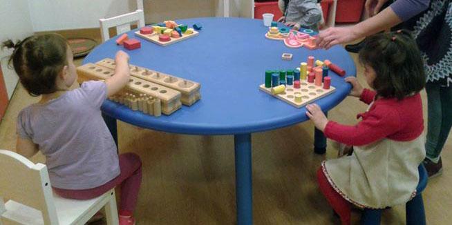 Taller Montessori en El Secreto de Pitágoras