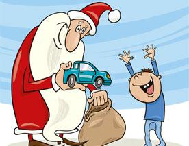 Tú también puedes ser Papá Noel