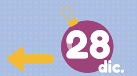 Programacion Navidad domingo 28 diciembre