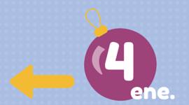 Programacion Navidad domingo, 4 eneroo