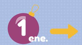 Programacion Navidad jueves 1 enero